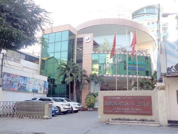 Trường ĐH Sân Khấu Điện Ảnh